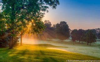 -Early Morning Tee Time