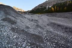 Schotter noch und noch... (a_f_photography) Tags: gravel grit brash scree schutt schotter geröll lechtal stützbachtal hinterhornbach