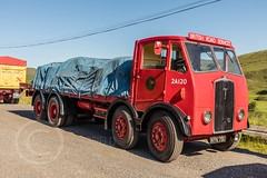 Last Motormans Run June 2017 003 (Mark Schofield @ JB Schofield) Tags: road transport haulage freight truck wagon lorry commercial vehicle hgv lgv haulier contractor foden albion aec atkinson borderer a62 motormans cafe standedge guy seddon tipper classic vintage scammell eightwheeler