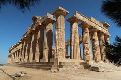 Tempio E (Badly Drawn Dad) Tags: geo:lat=3758634873 geo:lon=1283536283 parcoarcheologicodiselinunte selinunte geotagged ita italy sicily siciliandoric templee