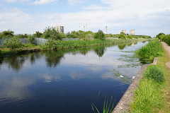 St Helens Canal (Bill Boaden) Tags: cheshire mersey widnes warrington