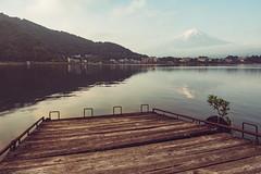 逆さ富士 逆富士|Fujisan (里卡豆) Tags: olympus penf lake kawaguchiko 河口湖 富士山 fujisan panasonicleicadg12mmf14 日本 東京 japan tokyo asia 逆富士