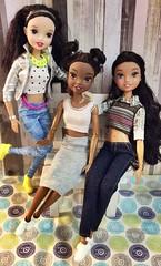 Disney Kids Hybrid Dolls (The Dollhouse of Usher) Tags: swap body move made toys petite princess modified hybrid kids doll disney