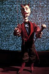 Patrik (P.Jann!n) Tags: marionnette puppet patrickjannin diable devil démon marionnetteàfils