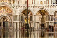basilica di san marco (dasu_) Tags: bauten cityscape italien landschaft orte venedig venice churches kirchen basilica sanmarco nikon nikond90