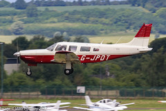 G-JPOT - 1981 build Piper PA-32R-301 Saratoga SP, arriving at Gloucester for Project Propeller 2017 (egcc) Tags: 32r8113065 cherokee egbj gbiym gjpot glo gloucester gloucestershire lightroom n8385x pa32 pa32r pa32r301 pa32r301saratogasp piper saratoga saratogasp staverton thebig6flyers
