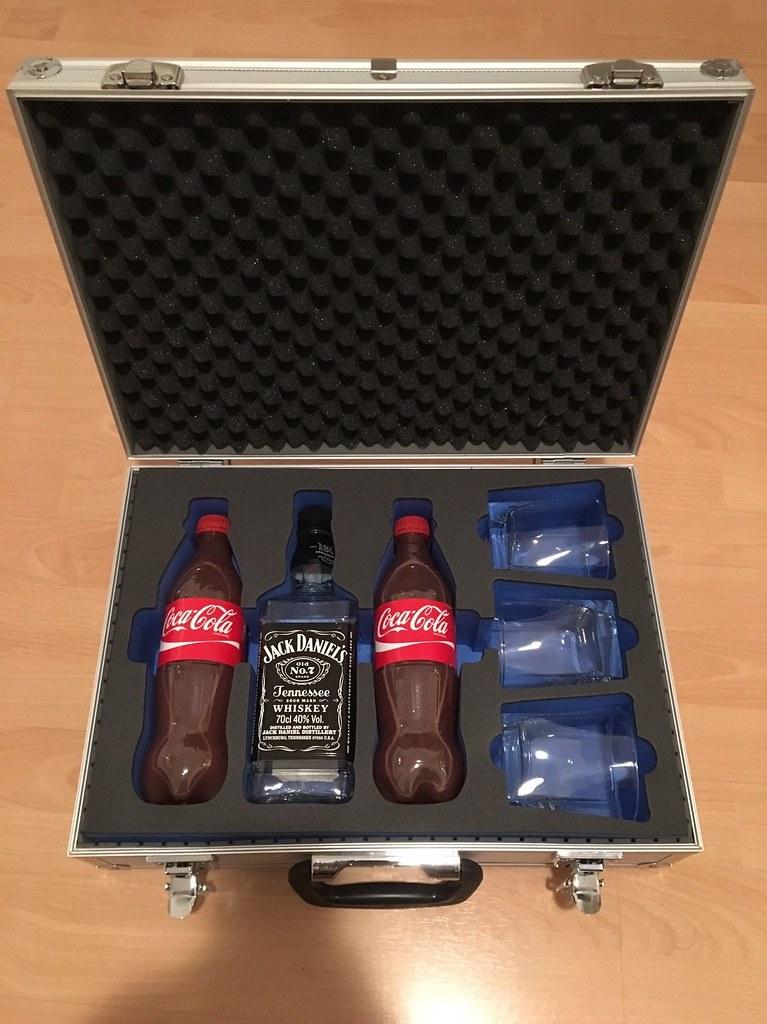 Alkohol Im Koffer