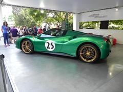 Ferrari 70 (federico.costabello) Tags: parcodelvalentino salonedelauto2017 lamborghini pagani paganizonda ferrari bmv