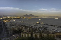 Napoli - Naples (58lilu58) Tags: napoli naples panorama landscape canon canon760d mare sea barche boats