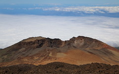 Pico Viejo (hó) Tags: picoviejo tenerife teide nationalpark canaryislands geology volcano spain june 2017 lagomera volcanic landscape mountain crater clouds