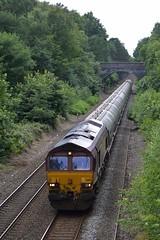 66113, Sutton Park (JH Stokes) Tags: class66 suttoncoldfield suttonpark westmidlands birmingham freightlocomotive freighttrains dbcargo 66113 c