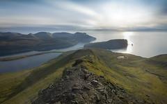 Slættaratindur (Hans J. Hansen) Tags: slættaratindur faroeislands eysturoy mountain island scandinavia nordic