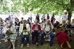 Otvorenie letnej čitárne v Medickej záhrade (Bratislavsky kraj) Tags: bsk citaren knihy letna stare mesto medicka zahrada župa župan region relax oddych literatura