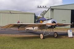 Fokker E.III Eindecker TAVAS VH---- Caboolture 20170421-6426 (JamesSmithImages) Tags: flickr fokker eindecker fok eiii tavas caboolture vintage andrewcarter ycab fighter historic 1st gen aviation avgeek aerosexual ww1