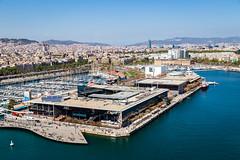 Barcelona, Spain (Pawelus) Tags: barcelona barceloneta sea travel port spain lapinski seascape