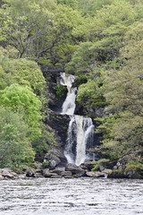 Loch Lomond Waterfall