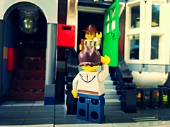 League of Heroes: Bad Blood Episode I (slight.of.brick) Tags: lego loh panic bill noah masterson minifig bad blood