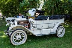 1912 Cadillac 30 Touring (The Adventurous Eye) Tags: 1912 cadillac 30 touring chateau loučeň concours d´elegance 2017 classic car fair