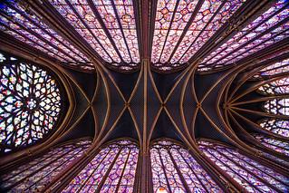 Saint Chapel - Paris - 1