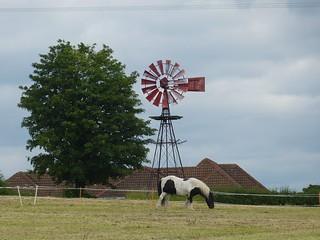 Wind Pump, Harthill