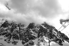 Face Nord de l'Aiguille du Midi (charles.caer) Tags: aiguilledumidi alps alpen alpes montblanc chamonix facenord