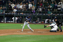 baseball (scienceduck) Tags: 2017 june seattle washington usa us america pacific northwest scienceduck mlb baseball mariners tampabay