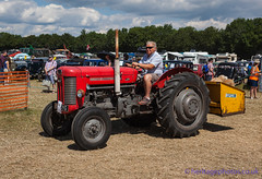 IMG_0119_Woodcote Rally 2017_0164 (GRAHAM CHRIMES) Tags: woodcote rally 2017 steam woodcoterally2017 woodcotesteamrally2017 woodcoterally transport traction tractionengine tractionenginerally steamrally steamfair showground steamengine show steamenginerally vintage vehicle vehicles vintagevehiclerally vintageshow heritage historic classic country commercial preservation wwwheritagephotoscouk restoration woodcotesteam masseyferguson 65 tractor 1959 824uxs