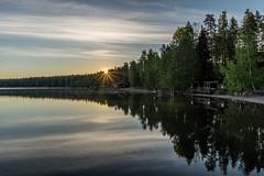 Sääksjärvi, Nurmijärvi 1 (Juho Holmi) Tags: sääksjärvi nurmijärvi uusimaa helsinki suomi finland finnland finlandia lake järvi aamu morning sunrise auringonnousu sun rise