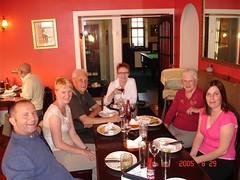 Family dinner (iona.brokenshire) Tags: nickyroy hazelgrant granda