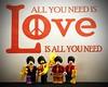 All You Need Is Love (Boyce Duprey) Tags: love thebeatles minifigures allyouneedislove johngeorgepaulandringo toy music band knex