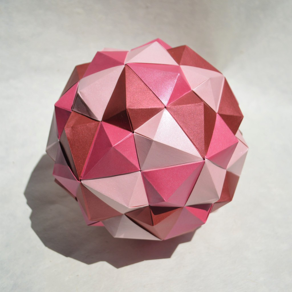 the worlds newest photos of origami and polyhedron
