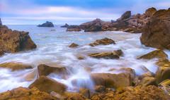 tidepools 2 (sidbphotography) Tags: longexposure coronadelmar orangecounty landscape sunset beach california