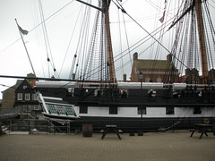 DSCN0550 (g0cqk) Tags: hartlepool ts240xz trincomalee royalnavy ledaclass frigate museum
