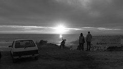 atlantic sunset (pepe amestoy) Tags: blackandwhite streetphotography people tanger marocco fujifilm xe1 voigtländer color skopar 421 vm m mount