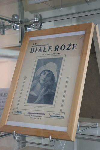 """Mieczysław Kozar-Słobódzki, """"Białe Róże"""""""