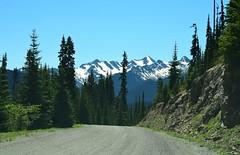 E.C. Manning Provincial Park (careth@2012) Tags: ecmanningprovincialpark wilderness outdoors nature landscape scenery scene scenic view britishcolumbia road panorama manningpark sky snowcappedmountains snowcapped
