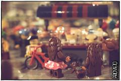 Delicatessen stall