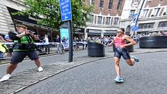 Leader of the pack (hope2029) Tags: flora duffy bermuda winner leeds world series triathalon running bike swim
