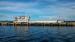 LCT LADY OF SMILE (BukidBoy_31) Tags: ladyofsmile medalliontransport ships ship philippineship philippineships ubayport ubaybohol bohol philippines