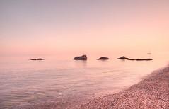 Fantastic place (DAVID MARCHENA) Tags: seascape sea orange hot nature landscape tamron canon spain andalucía