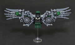 Vulture (Grantmasters) Tags: vulture spiderman homecoming custom moc lego