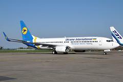 EI-FXY  B737-8EH(WL)  Ukraine International Airlines (n707pm) Tags: eifxy b737 737800 boeing 737 737wl airplane aircraft airline airport dal eidw collinstown dub ireland urkraineinternational ukraineinternatonalairlines 07042017 cn34281 prgtk dublinairport