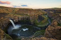 Palouse Falls after Sunset (Jared Wilson) Tags: palouse falls state park washington waterfall river cathedral rocks