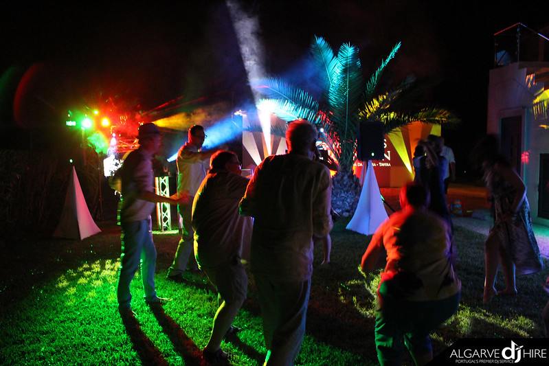 Party Time! with Algarve DJ Hire