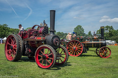 Ashby Magna 2017 (Ben Matthews1992) Tags: ashbymagna midsummer vintage festival old historic preserved preservation vehicle transport haulage rally steam traction engine show leicestershire uk england britain british ruston hornsby 115100 hildary do2953 7nhp 161250 fw1509 single 1930 1922