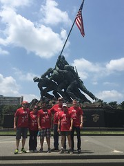 Arlington WTW Marine Corps Memorial 1