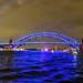 Sydney Harbour Bridge - Vivid Sydney