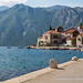 The quayside in Perast