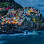 Cinque Terre As Evening Falls thumbnail