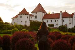 16/52: Warm colors (JosipaBB) Tags: friends people castle varazdin croatia europe castles warm nature canon 5d classic 24105 europeonflickr